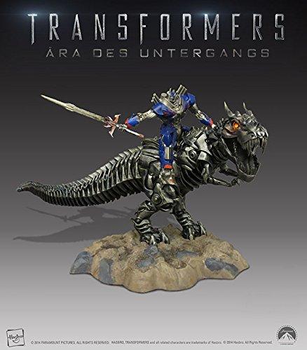 Transformers 4: Ära des Untergangs - Dinobot Edition (3D Blu-ray) (Limited Edition)