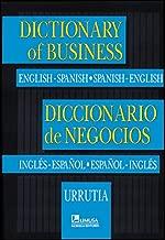Dictionary of Business / Diccionario de negocios