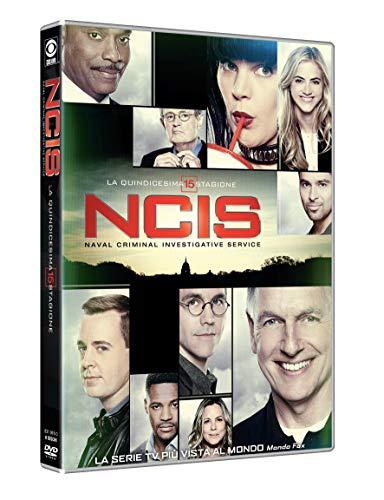 Ncis Stg.15 (Box 6 Dvd Naval Criminal Investigative Service)