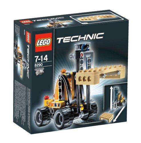 LEGO Technic 8290 - Mini-Gabelstapler