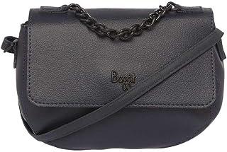 Baggit Lp Mirabel Women's Handbag (Blue)
