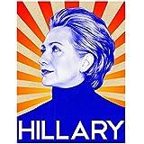 Sun Shine Propagada Hillary Clinton Präsident Abstimmung