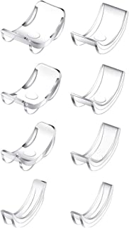 Ring Size Adjuster 8 Sizes Invisible Ring Size Adjuster for Loose Rings