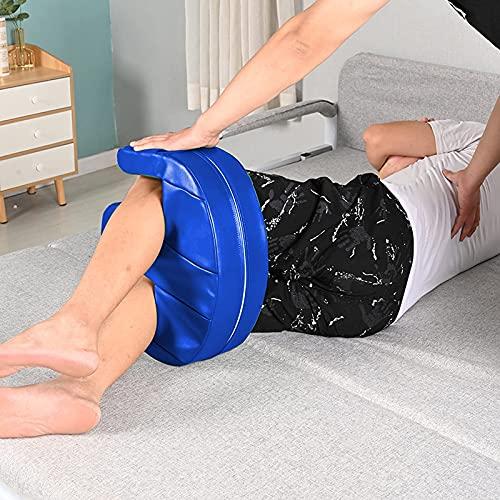 Dispositivo de giro para personas mayores, Dispositivo de giro multifuncional Almohada en forma de U, Almohadilla de enfermera antiescaras, Almohada lateral para reposo en cama paraltico, Herramie