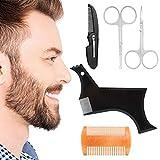 Pcs Beard Shaping tool