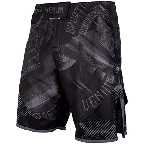 Venum Gladiator 3.0 Fightshorts, Herren, Gladiator 3.0 Fightshorts, schwarz/schwarz, Large
