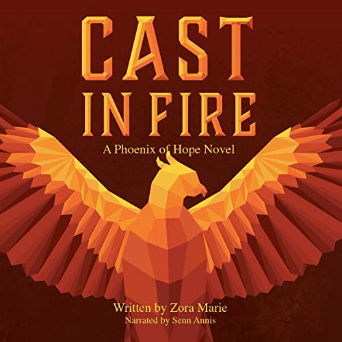 Cast in Fire  By  cover art