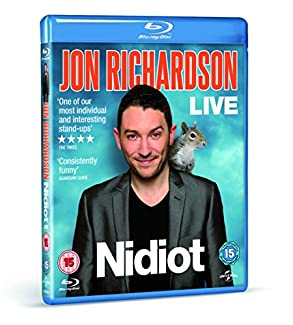Jon Richardson - Nidiot: Live