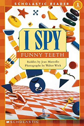 I Spy Funny Teeth: Level 1の詳細を見る