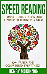 Best Speed Reading Book - Speed Reading Book cover
