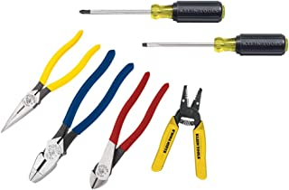 Klein Tools 92906 ProPack 6 Apprentice Tool Set for Trade Professionals (6-Piece)