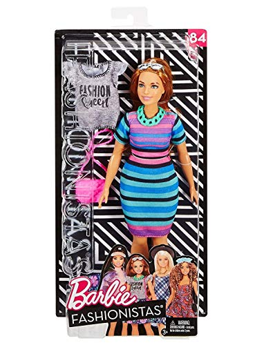 Barbie Fashionista GS Happy Hued Doll