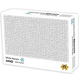 Puzzles para Adultos 1000 Piezas Cielo Blanco Difícil Mini...