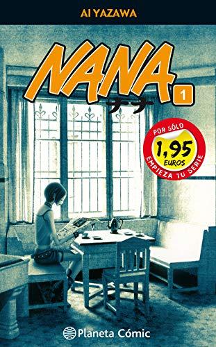 MM Nana nº 01 1,95 (Manga Manía)