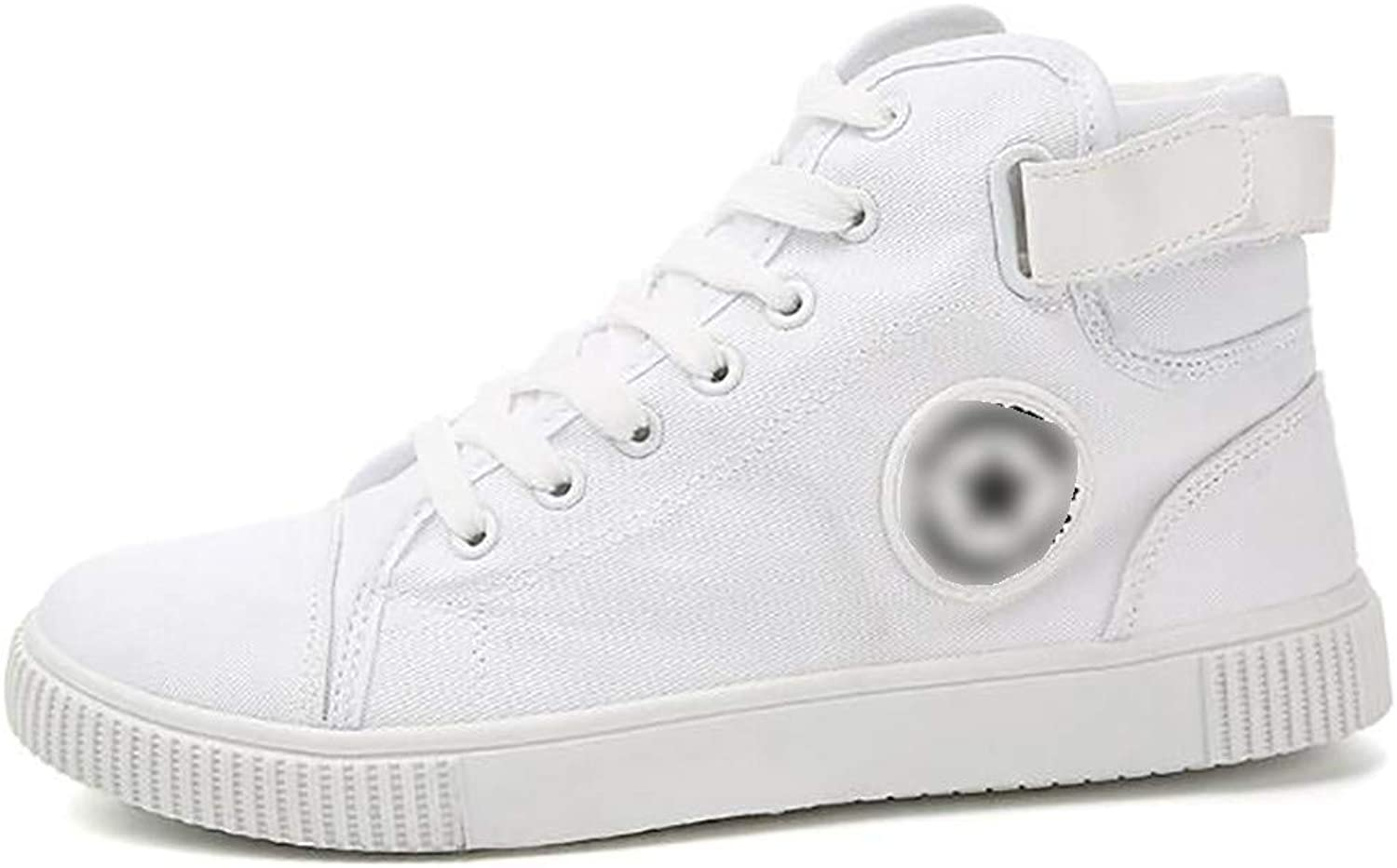 RcnryMen's casual shoes, breathable woven canvas shoes