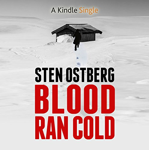 Blood Ran Cold audiobook cover art