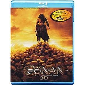 Conan-The Barbarian 3D (3D+Br)