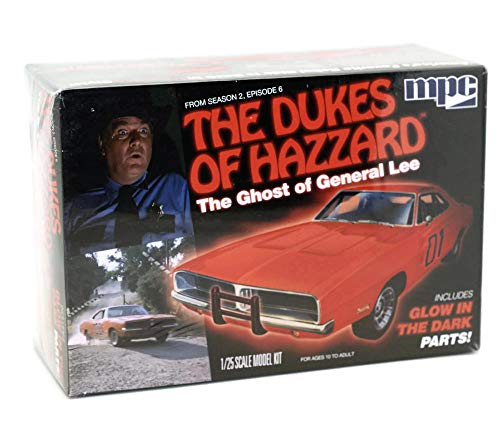 MPC The Dukes of Hazzard The Ghost of General Lee 1/25 Scale Plastic Model Car Kit