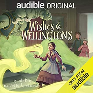 Wishes and Wellingtons                   By:                                                                                                                                 Julie Berry                               Narrated by:                                                                                                                                 Jayne Entwistle                      Length: 9 hrs and 29 mins     11,936 ratings     Overall 4.6