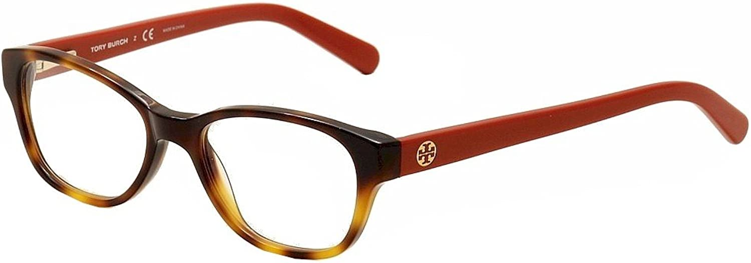 TORY BURCH Eyeglasses TY 2031 1162 Amber orange 51MM