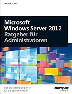 Stanek, W: Microsoft Windows Server 2012/Admin.