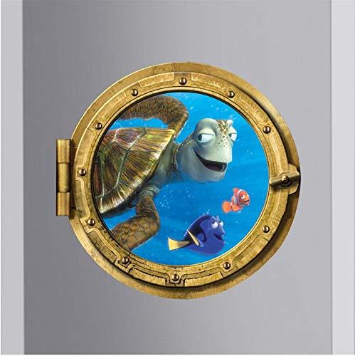 Lvabc Encontrar Dory Nemo Tortuga Marina Peces Submarinos Ojos De ...