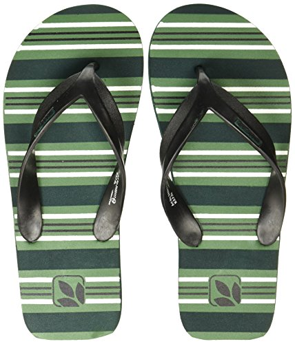 Woodland Men's Bgreen Flip-Flops - 10 UK/India (44 EU)(FF 2459117)