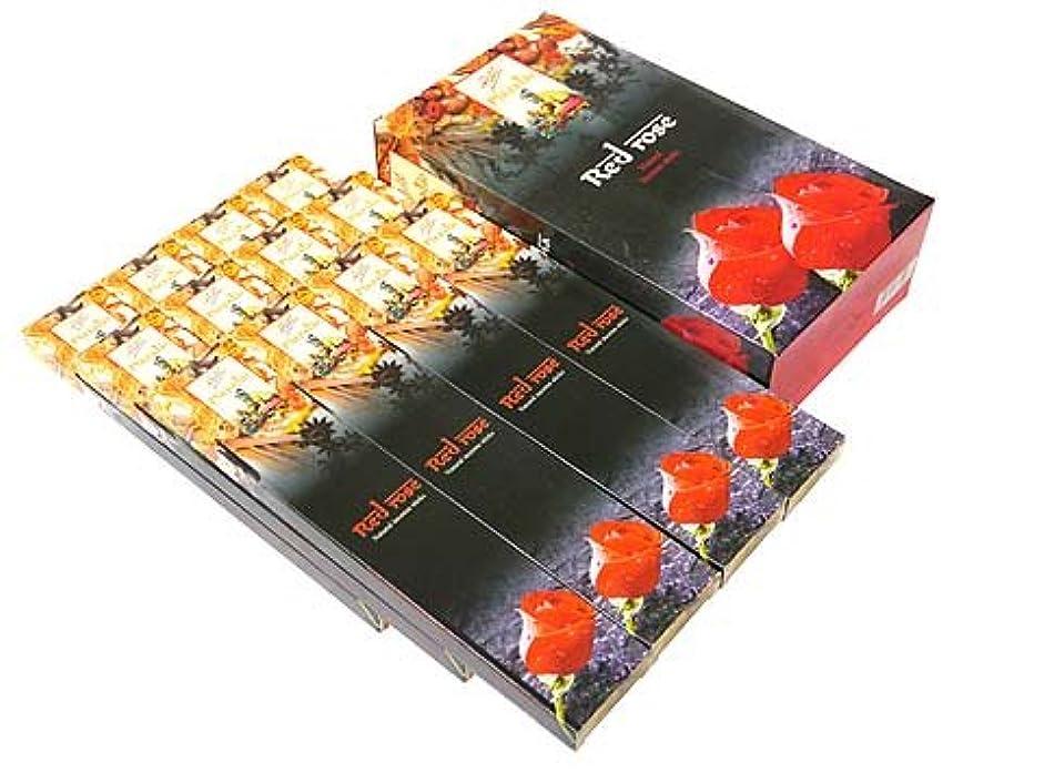盗難リー摂動FLUTE(フルート) レッドローズ香 マサラスティック RED ROSE MASALA 12箱セット