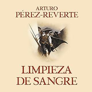 Limpieza de sangre [Purity of Blood] audiobook cover art
