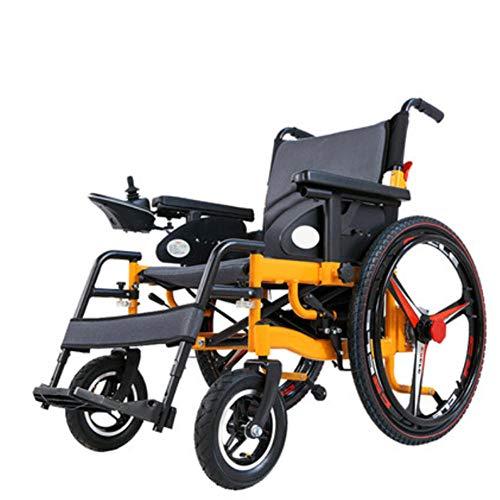 Cynyy Automatischer Intelligenter Rollstuhl Elektrische Rollstühle Ältere Menschen Im Gelände Mit Behinderungen Tragen Zu Doppeltem Komfort Bei Und Es Gibt Keine Stöße Mit Doppeltem Schutz