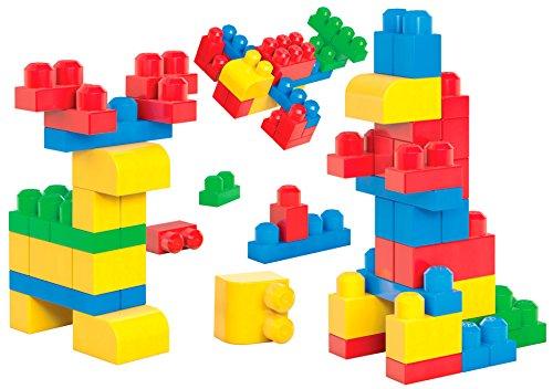 Mega Bloks 8174 - Megabloks First Builders Blocks 40 Teilig