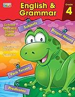 English & Grammar: Subjects, Proper Nouns, Verb Tenses (Brighter Child: Grades 4)