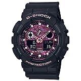 [カシオ] 腕時計 ジーショック サクラストームシリーズ GA-100TCB-1AJR メンズ ブラック