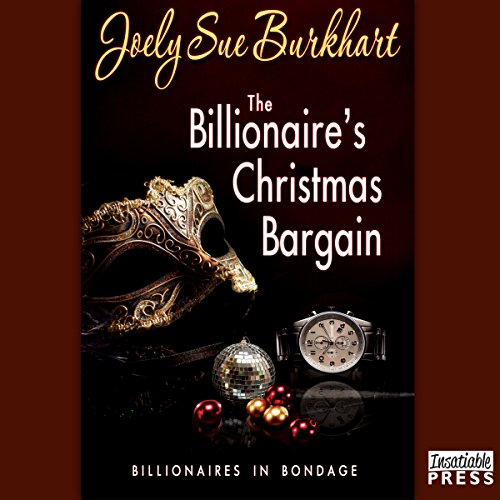 The Billionaire's Christmas Bargain cover art