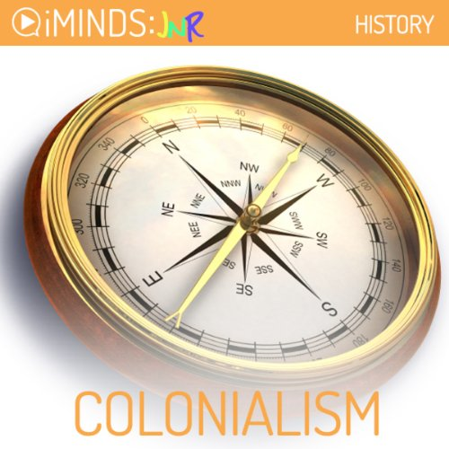 Colonialism audiobook cover art