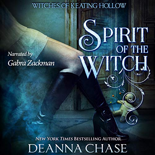 Spirit of the Witch audiobook cover art