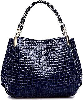 حقيبة للنساء-ازرق داكن - حقائب الكتف