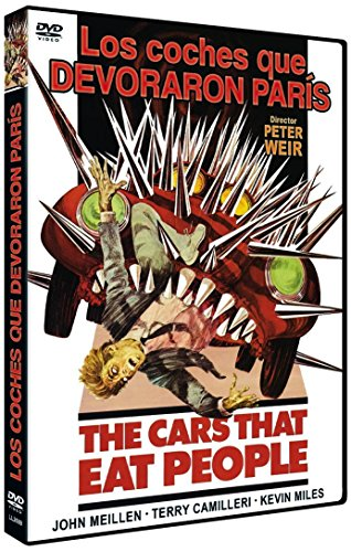 Los coches que devoraron Paris [DVD]