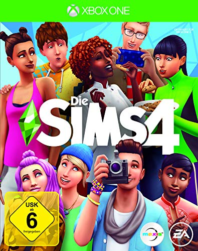 Die Sims 4, 1 Xbox One-Blu-ray Disc