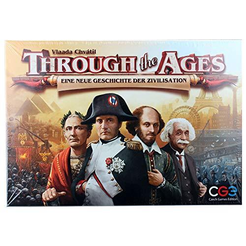 Heidelberger Spieleverlag CGE – Through The Ages