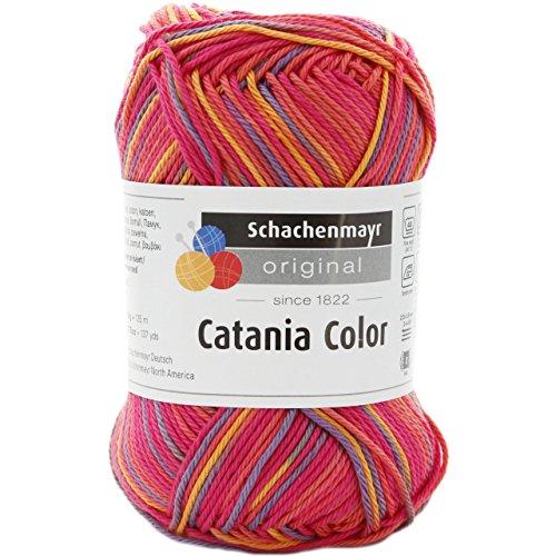 Schachenmayr Catania Color 9801780-00205 esprit Handstrickgarn, Häkelgarn, Baumwolle