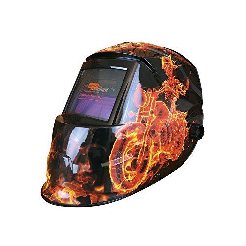 Máscara de Solda Automática Tonalidade 11 Fixa Fire-TITANIUM-5244