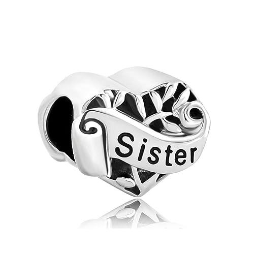 pandora charm sorella