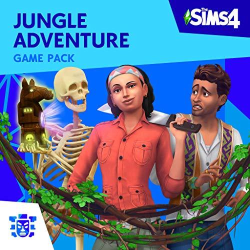 The Sims 4 - Jungle Adventure - [PS4 Digital Code]