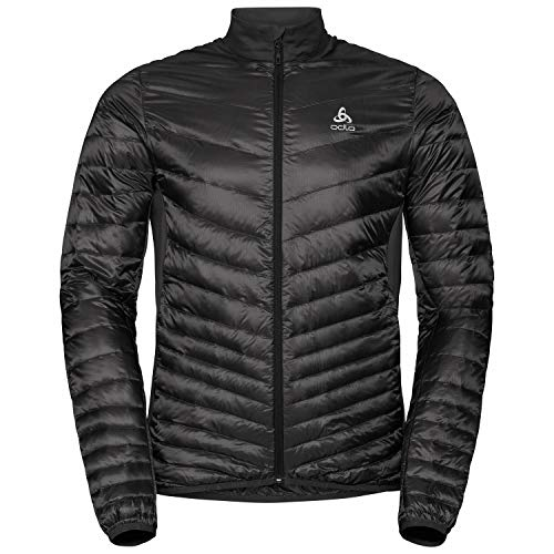 Odlo Jacket Insulated Neon Cocoon Jacket Homme Black FR : M (Taille Fabricant : M)
