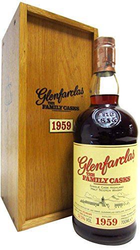 Glenfarclas - The Family Casks #1816-1959 47 year old Whisky