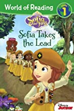 Sofia Takes The Lead (Turtleback School & Library Binding Edition) (Sofia the First, Level 1)