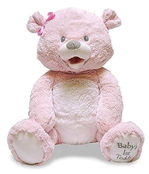Baby s 1st Singin Teddie Pink