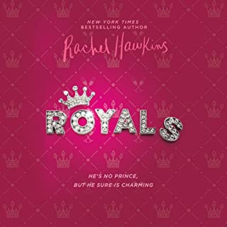 Royals audiobook cover art