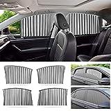 Auto Universeller Sonnenschutz Seitenfenster Vorhang für SSANGYONG Chairman Korando Actyon Rexton...